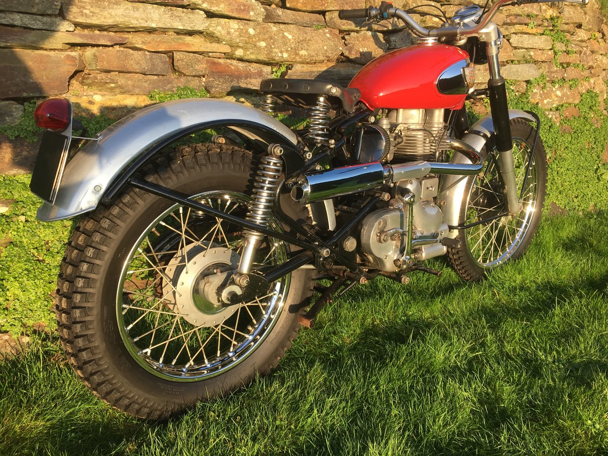 1997 Royal Enfield 500cc Bullet Trials SOLD (picture 4 of 6)