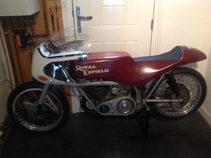 1965 Royal Enfield GP5 race bike For Sale