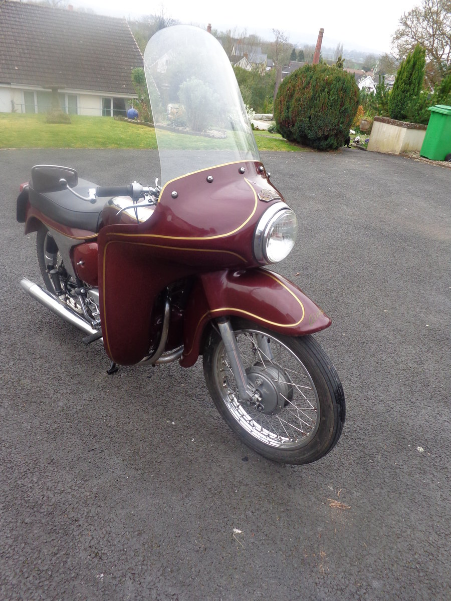 1961 Royal Enfield Constellation Airflow For Sale (picture 2 of 5)
