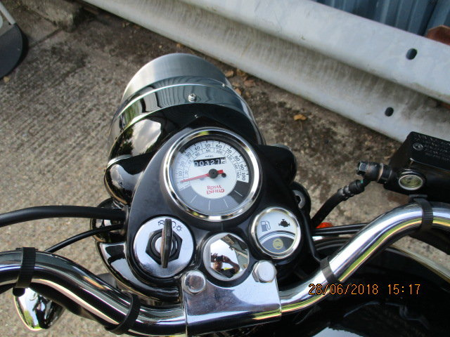 Royal Enfield Custom 500 2016 For Sale (picture 3 of 5)