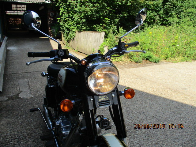 Royal Enfield Custom 500 2016 SOLD (picture 5 of 5)