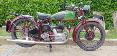 1938 Royal Enfield Model C