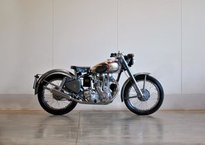 C1951 ROYAL ENFIELD BULLET 350cc MOTORCYCLE For Sale by Auction