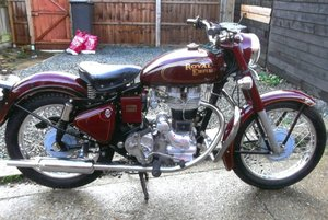 1967 Royal Enfield 350 Bullet For Sale by Auction