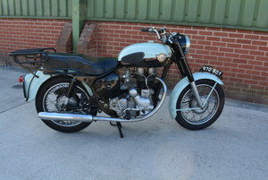 1961 Royal Enfield 350 Clipper For Sale by Auction