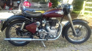 1957 Royal Enfield 350 Clipper  For Sale