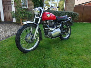1961 Royal Enfield Constellation special