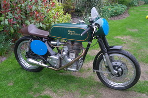 1953 Royal enfield 350 race bike For Sale