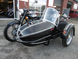 2015 Royal enfied/Watsonian side car outfit £11.5k new  For Sale