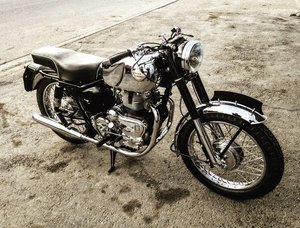 1959 Royal Enfield Constellation 700cc For Sale