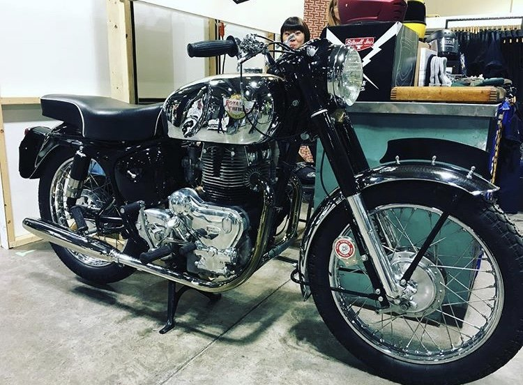 1959 Royal Enfield Constellation 700cc For Sale (picture 5 of 6)