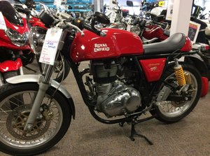 2016 ROYAL ENFIELD CONTINENTAL GT535