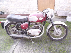 1959 Royal Enfield Crusader sport For Sale