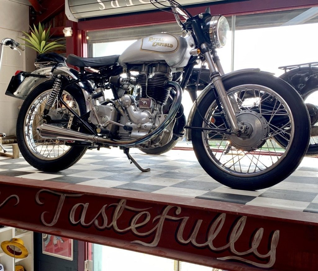 2003 Royal Enfleld 350 Bullet Mint Condition low Miles  For Sale (picture 1 of 6)