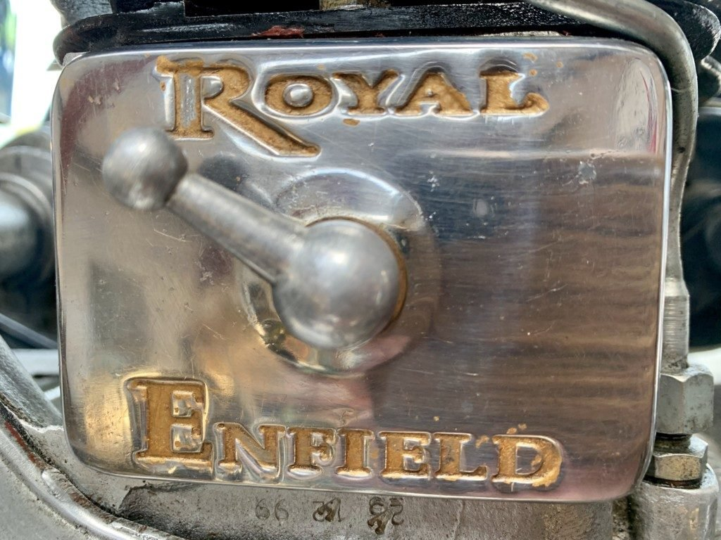 2003 Royal Enfleld 350 Bullet Mint Condition low Miles  For Sale (picture 4 of 6)
