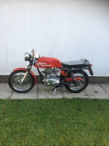 1966 Royal Enfield Continental GT ex Geoff duke