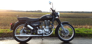 2008 Royal Enfield Bullet 500