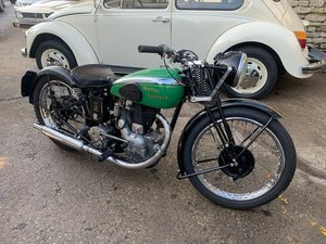 1937 Royal Enfield S2 For Sale by Auction