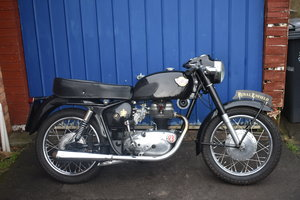 A 1966 Royal Enfield 250 Crusader Sports - 02/2/2020