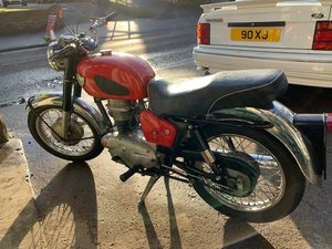 1961 Royal Enfield Crusader Sports For Sale by Auction