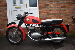 Lot 55 - A 1964 Royal Enfield Turbo Twin- 09/2/2020 SOLD by Auction