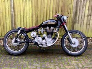 1996 Royal Enfield Bullet Custom Build