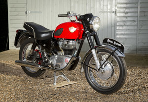 Royal Enfield Crusader Sport; superb
