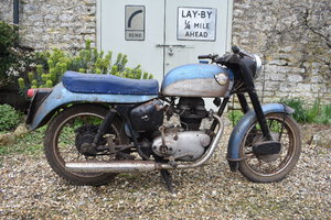 1966 Royal Enfield Clipper 250 - 06/05/20
