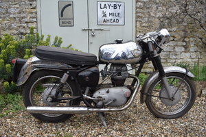 1960 Royal Enfield Bullet - 06/05/20 SOLD by Auction