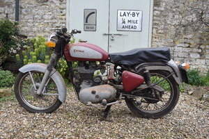 1987 Royal Enfield Bullet - 06/05/20 SOLD by Auction