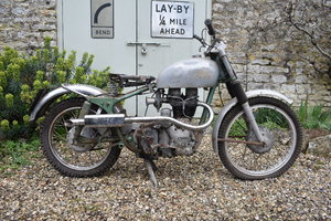 1962 Royal Enfield Bullet 350 Trials - 06/05/20 SOLD by Auction