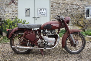 1953 Royal Enfield Meteor - 06/05/20 SOLD by Auction