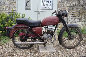 1957 Royal Enfield Clipper - 06/05/20 SOLD by Auction