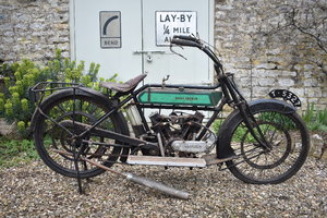 1921 Royal Enfield V-Twin Flat Tanker - 06/05/20