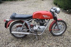 1966 Royal Enfield Continental GT - 06/05/20