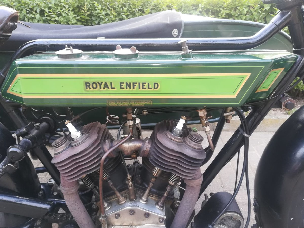 1922 Royal Enfield 965cc Model 180 SOLD (picture 5 of 6)