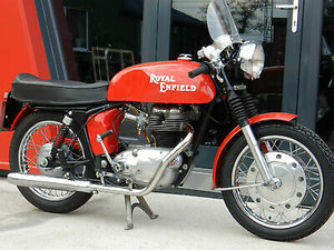 Royal Enfield Continental GT 248cc  1967