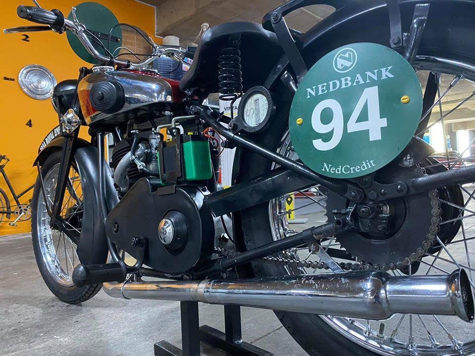 1934 Royal Enfield 225cc - Original For Sale (picture 4 of 6)
