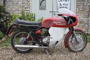 1966 Royal Enfield Continental GT - 06/05/20 SOLD by Auction