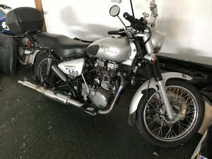 Classic looking retro roya; Enfield