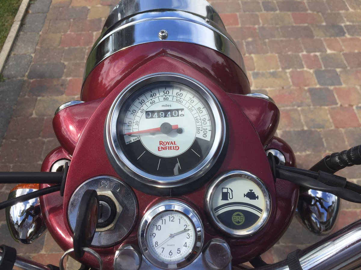 2015 Royal Enfield classic 500 efi SOLD (picture 6 of 6)