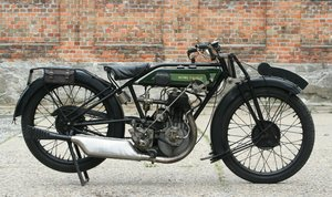 Royal Enfield 1928 500cc Four Speed