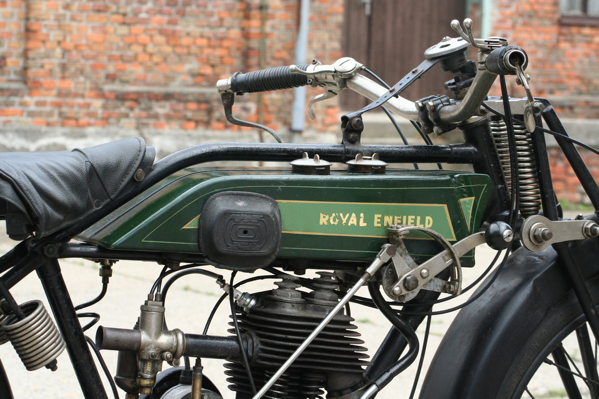 Royal Enfield 1928 500cc Four Speed For Sale (picture 2 of 6)