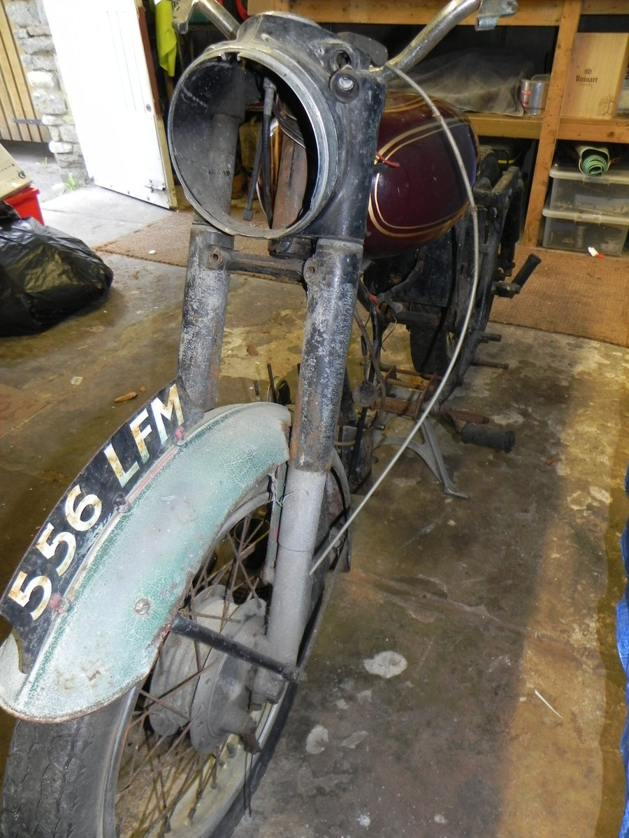 1959 Royal Enfield Clipper 350 For Sale (picture 3 of 6)