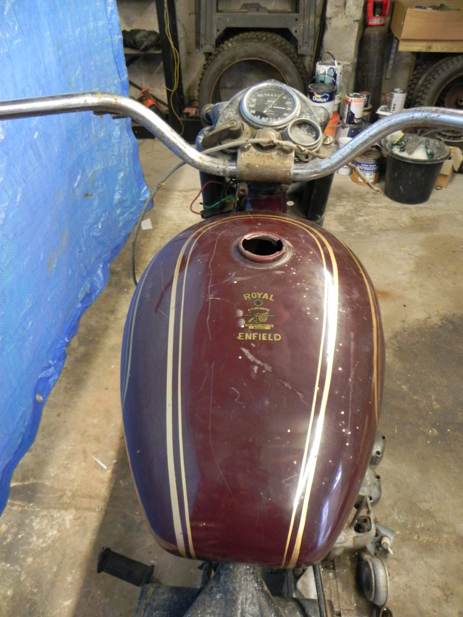 1959 Royal Enfield Clipper 350 For Sale (picture 5 of 6)