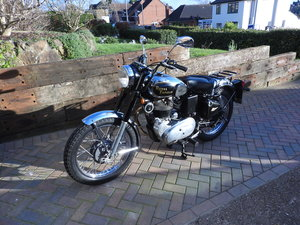 2001 Royal Enfield Bullet Deluxe 500