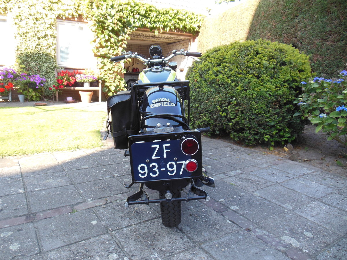 1935 Royal Enfield V twin model K. SOLD (picture 5 of 5)