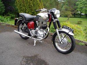 1962 Royal Enfield Bullet 350cc