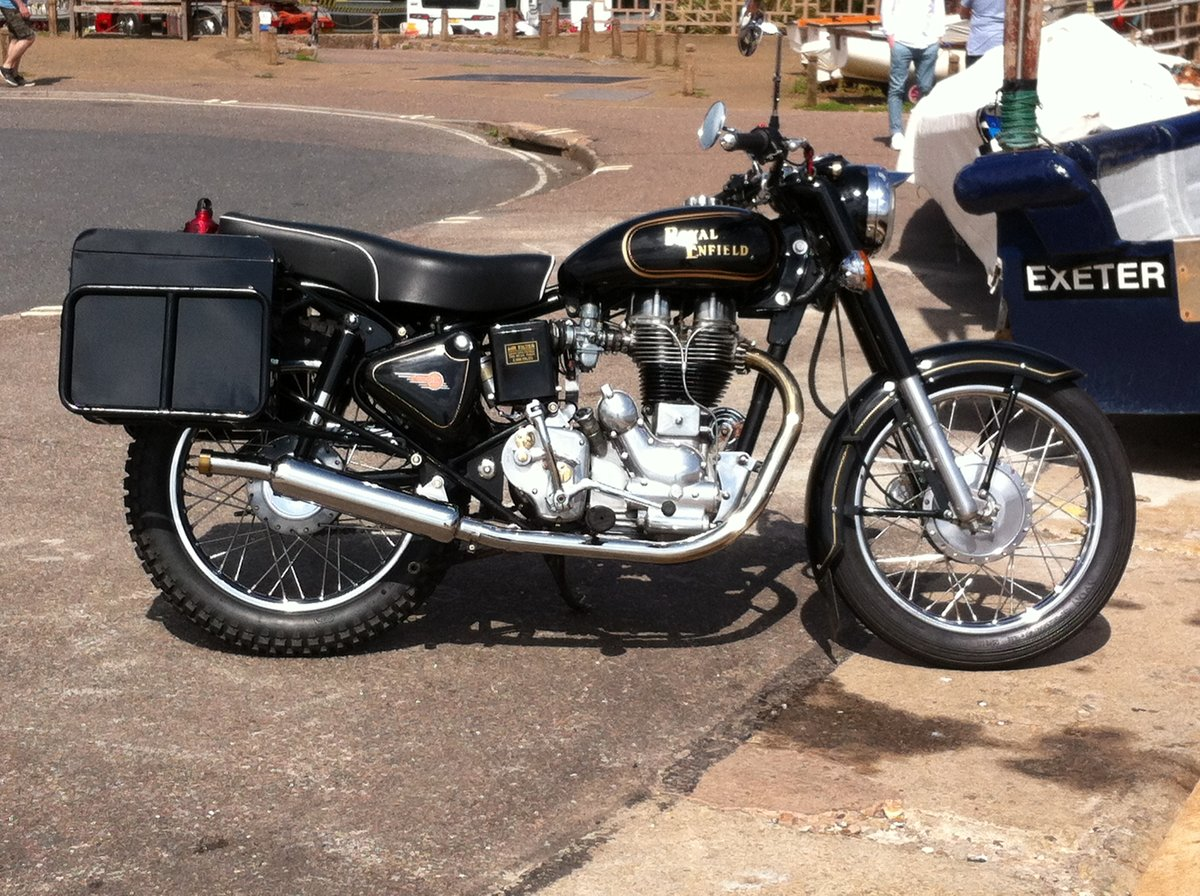 2003 Royal Enfield SOLD (picture 1 of 4)