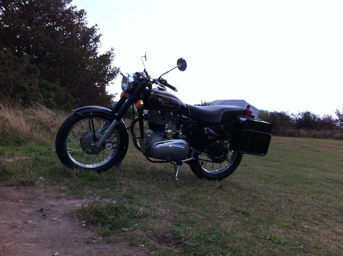 2003 Royal Enfield SOLD (picture 2 of 4)